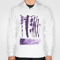 the strokes Hoodies featuring Decorative strokes by Ioana Avram