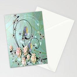 The Chickadee's Serenade Stationery Cards