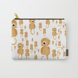 Sea horses Pattern Carry-All Pouch