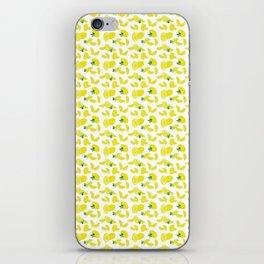Lemoncello iPhone Skin