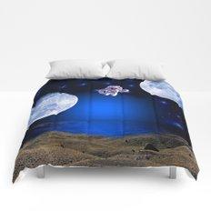 NOT EARTH Comforters