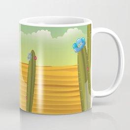Eagle soaring high Coffee Mug