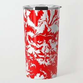 face11 red Travel Mug