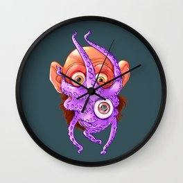 SHTUP Wall Clock