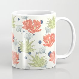 Succulent Pattern. no1 Coffee Mug