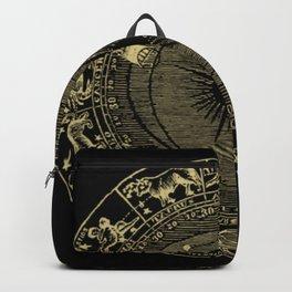 Zodiac Circle Backpack