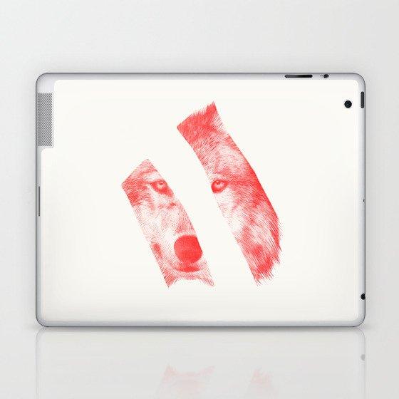 Red - by Eric Fan and Garima Dhawan  Laptop & iPad Skin