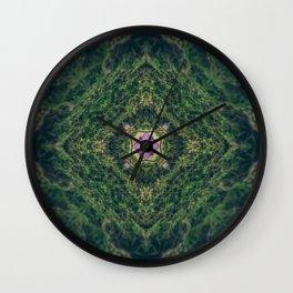 Underbrush Wall Clock