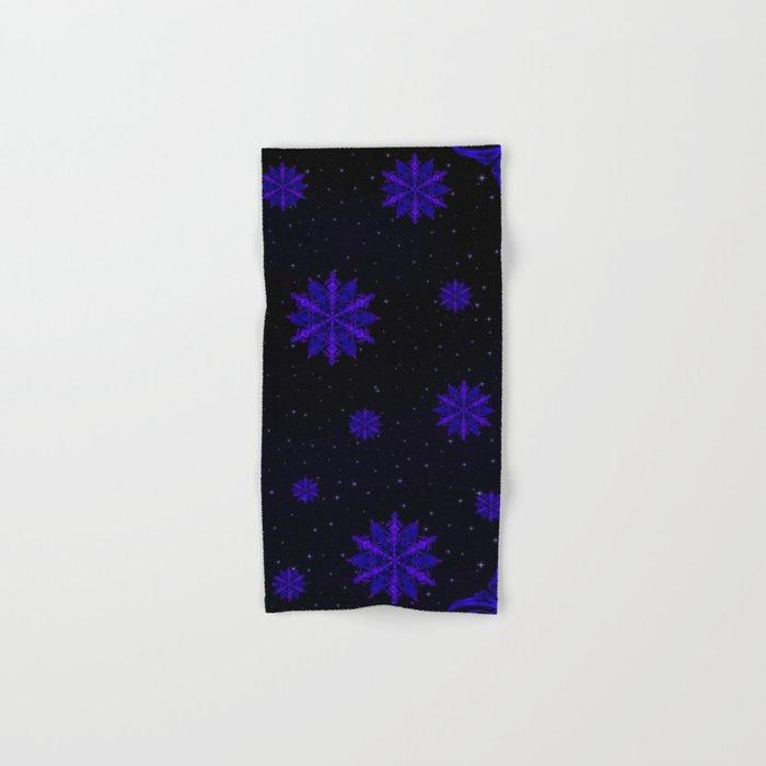 Crystal Blossom Adrift Hand & Bath Towel