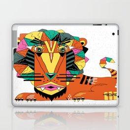 Bauhaus Lion Laptop & iPad Skin
