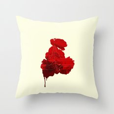 Polyrhythm Throw Pillow