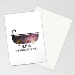 Galaxy Tub Stationery Cards