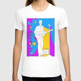 David Byrne in Stop Making Sense by Aaron Bir T-shirt