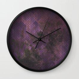 EXITUS Wall Clock
