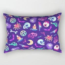 Horroriffic! Rectangular Pillow