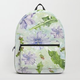 chicory - pattern Backpack