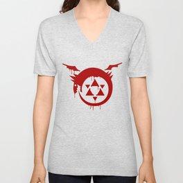 Ouroboros Unisex V-Neck