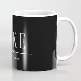 Woke 2 Dark Coffee Mug