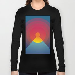 The evening. Long Sleeve T-shirt