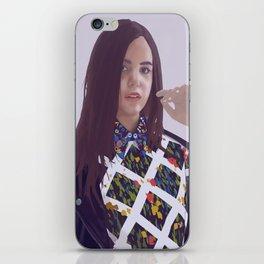 Bailee Madison iPhone Skin