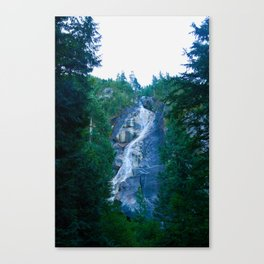 shannon falls, 2017 Canvas Print