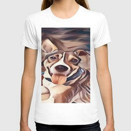 The Bandana Dog T-shirt