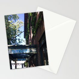 Olympia Bar in Seattle Stationery Cards