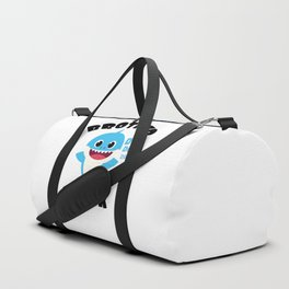 Brother Shark design Gift - Cute Baby Shark Matching Family Duffle Bag