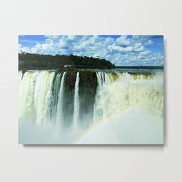 Wonders of the world Metal Print