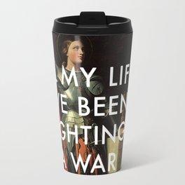 Joan's Bravado Travel Mug