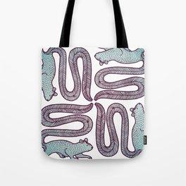 Giant Squirrels Tote Bag