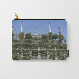 Gardens of Borromeo Palace on Isola Bella, Stresa,Italy. Carry-All Pouch