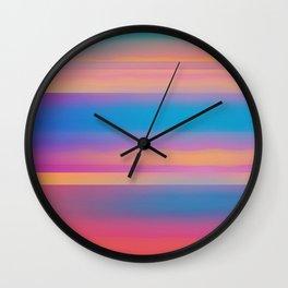Softones Wall Clock