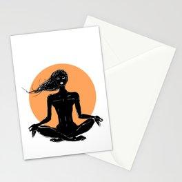 Namaste. Stationery Cards