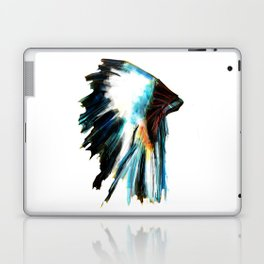 Indian Headdress Native America Illustration Laptop & iPad Skin