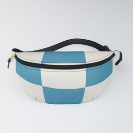Retro Sailor Checkerboard Lugat Fanny Pack