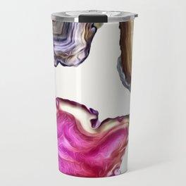 Agates Travel Mug