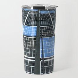 Solar Panel Wall Travel Mug