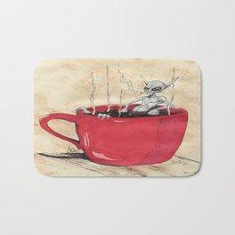 Cluster Coffee Break Bath Mat