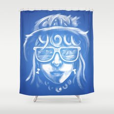 Can You Sea It? Shower Curtain