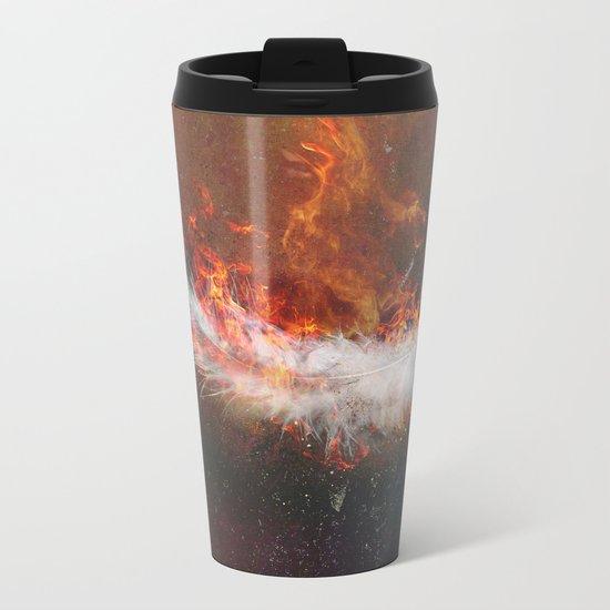 Icarus Metal Travel Mug
