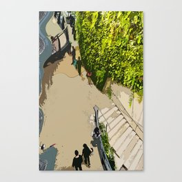 Diverse Viewpoints Canvas Print