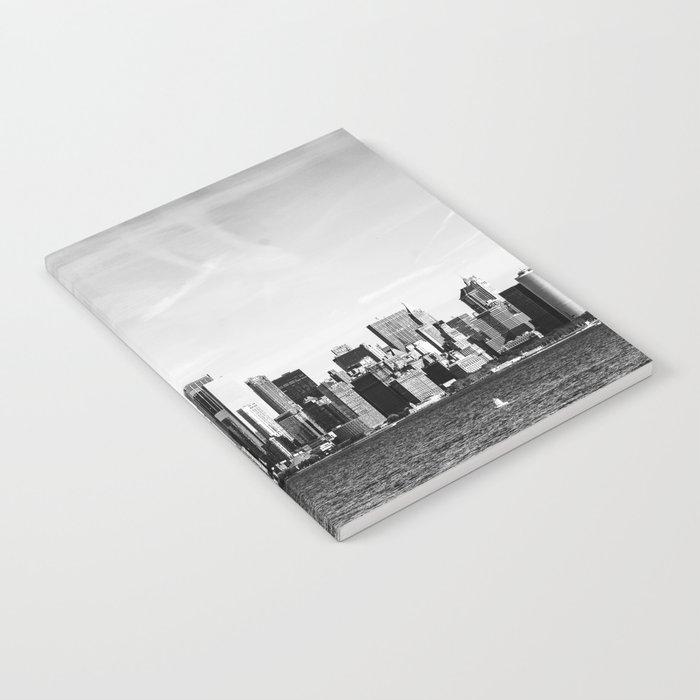 New York City Skyline Photography Notebook