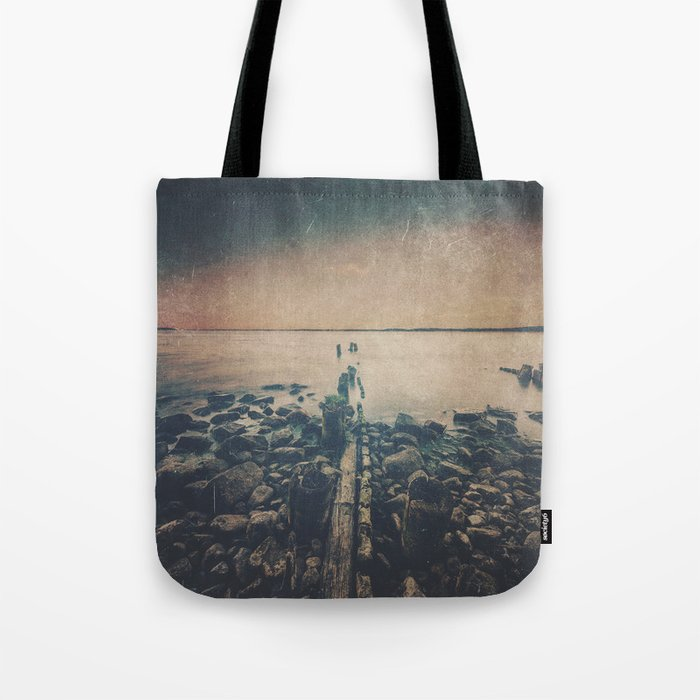 Dark Square Vol. 6 Tote Bag