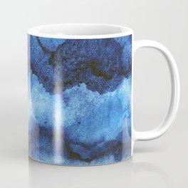 Blue Layers Coffee Mug