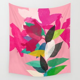 lily 18 Wall Tapestry