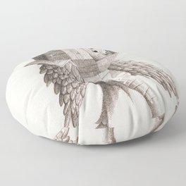 Hut Helmet Floor Pillow