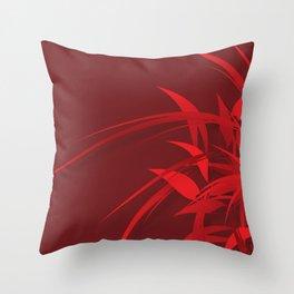 Sprite (Dark) Throw Pillow