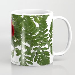 Rose in Winter Coffee Mug