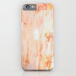 Indian Summer xoxo iPhone Case